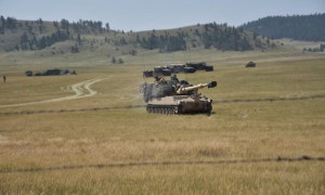 US Army National Guard Participates in New M1156 Precision Guidance Kit Training