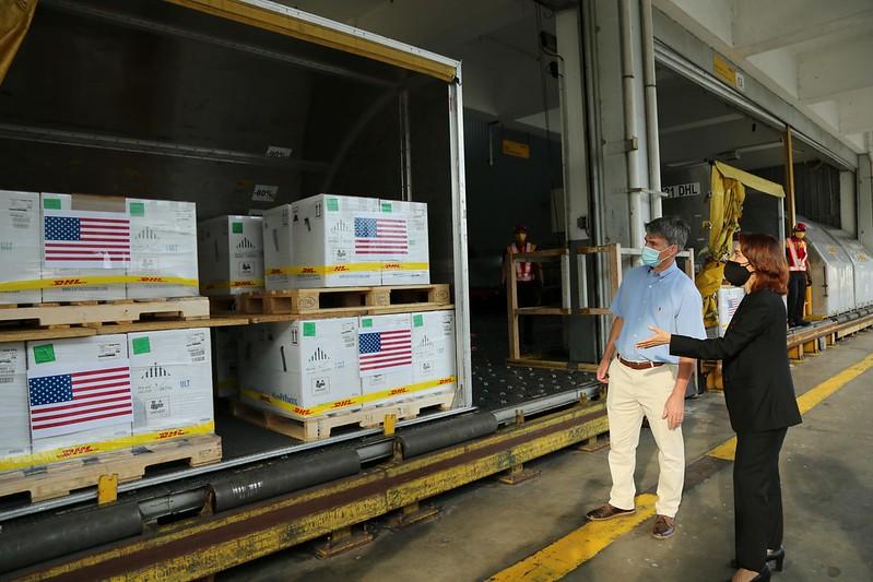US Contributes 1 Million Pfizer Vaccine Doses to Malaysia's COVID-19 Response