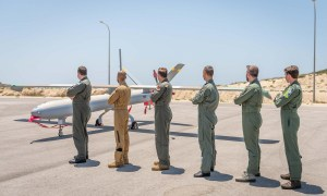 World's First International Remotely Piloted Aerial Vehicle (RPAV) Exercise Commences
