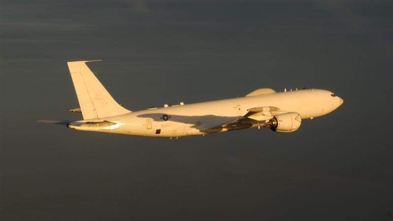 Boeing E-6B Mercury airborne command and control