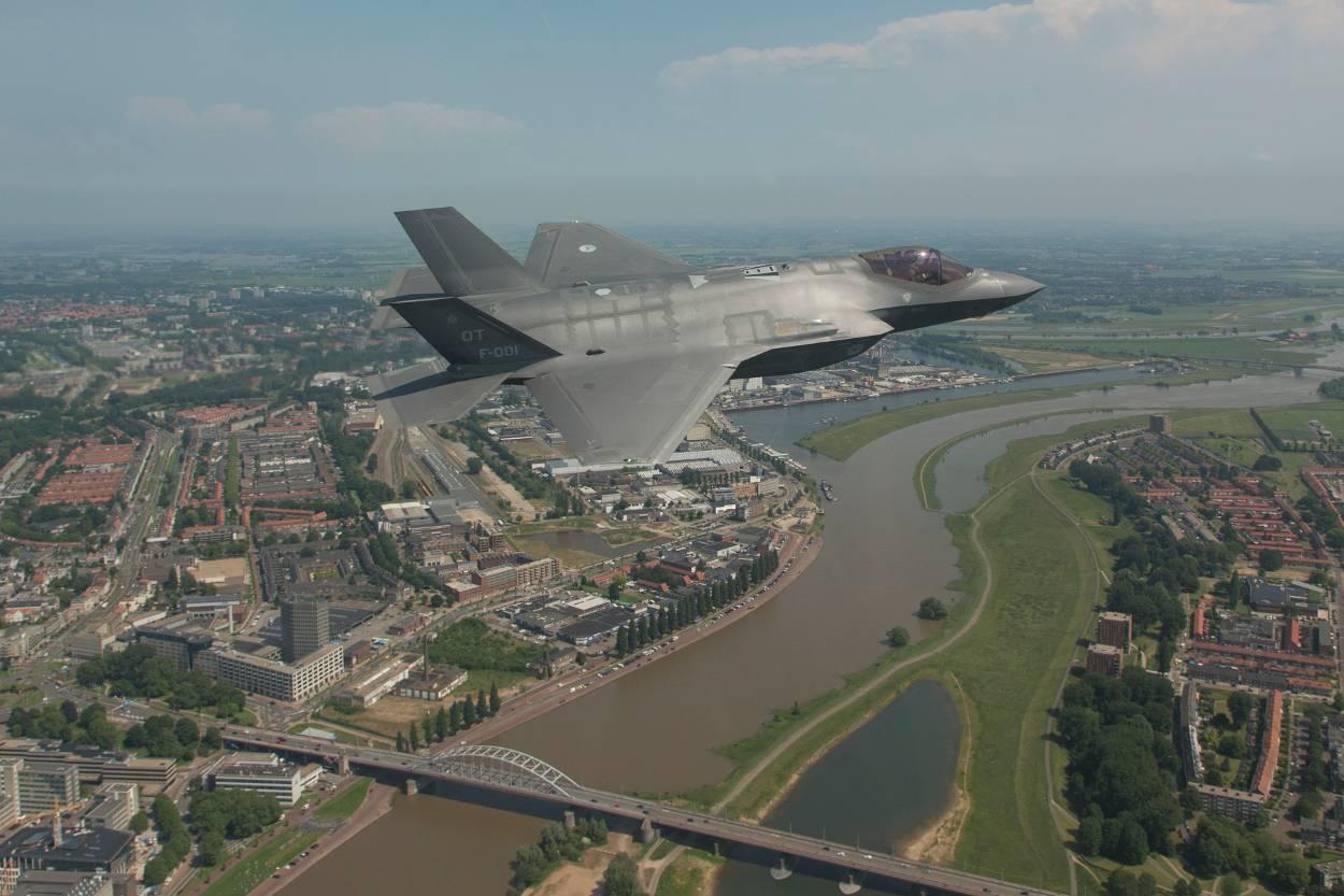 Royal Netherlands Air Force Lockheed Martin F-35A Lightning II