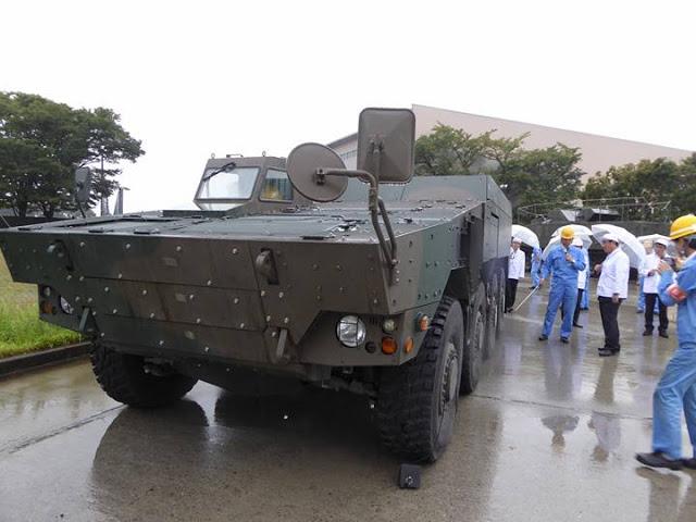 Mitsubishi Mobile Armored Vehicle