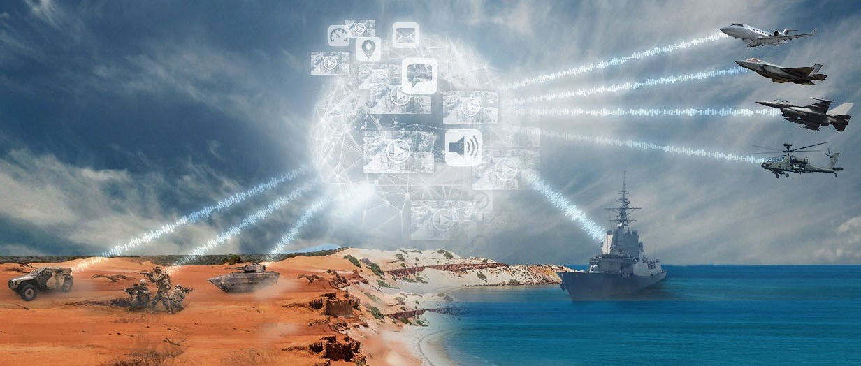 Israel Aerospace Industries and ESG to Provide German Armed Forces with Network Centric Warfare
