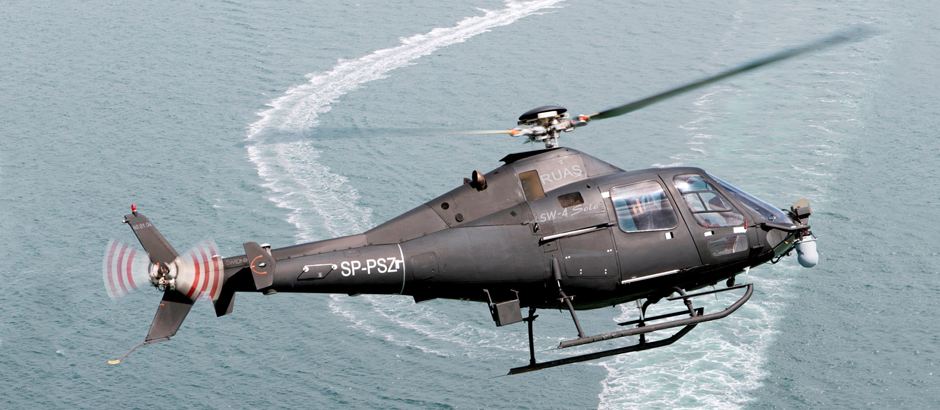 SW-4 Solo Optionally Piloted Helicopter (OPH)