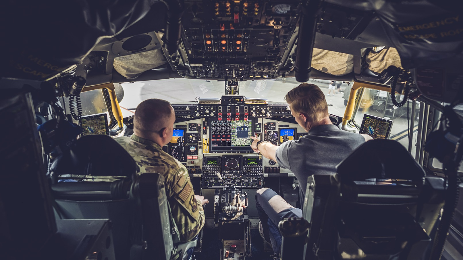 Collins Aerospace Demonstrates Multi-domain Battlespace Connectivity for Utah Air National Guard