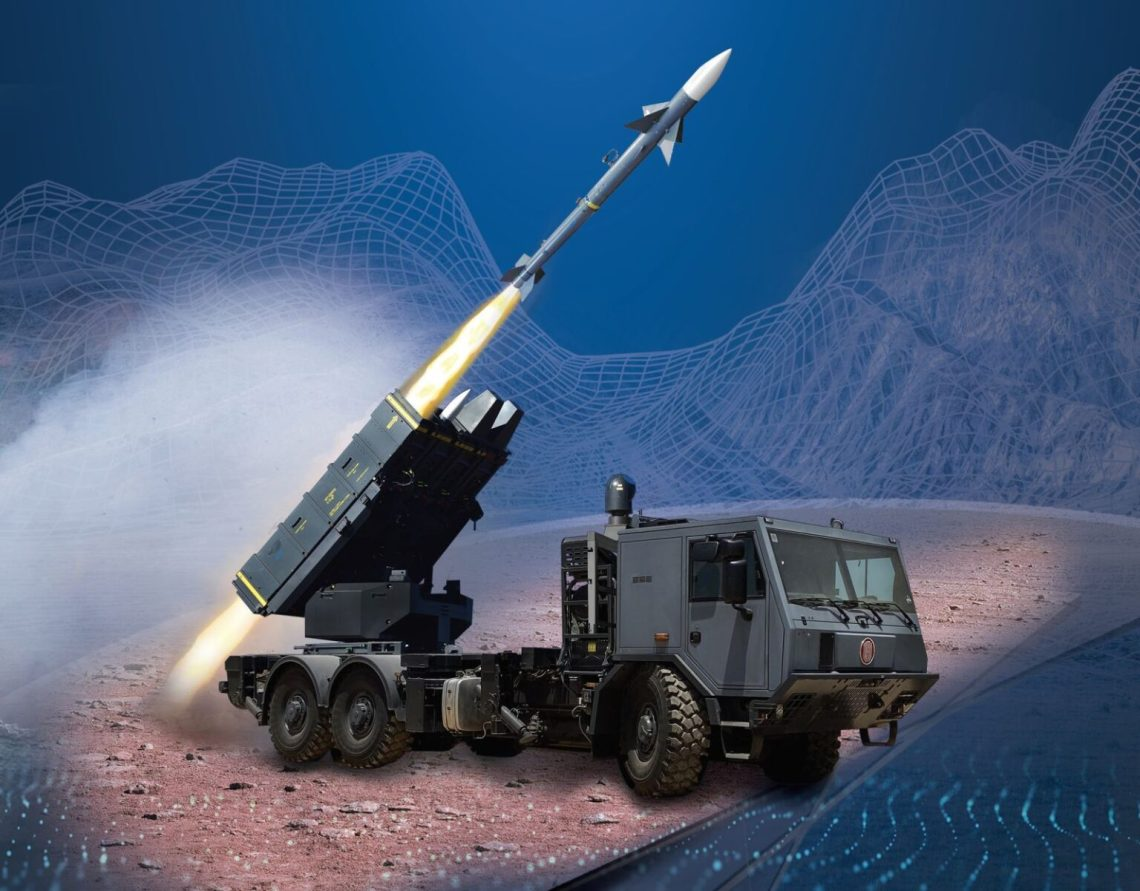Czech Ministry of Defense Chooses Rafael's SPYDER Mobile Air Defense System