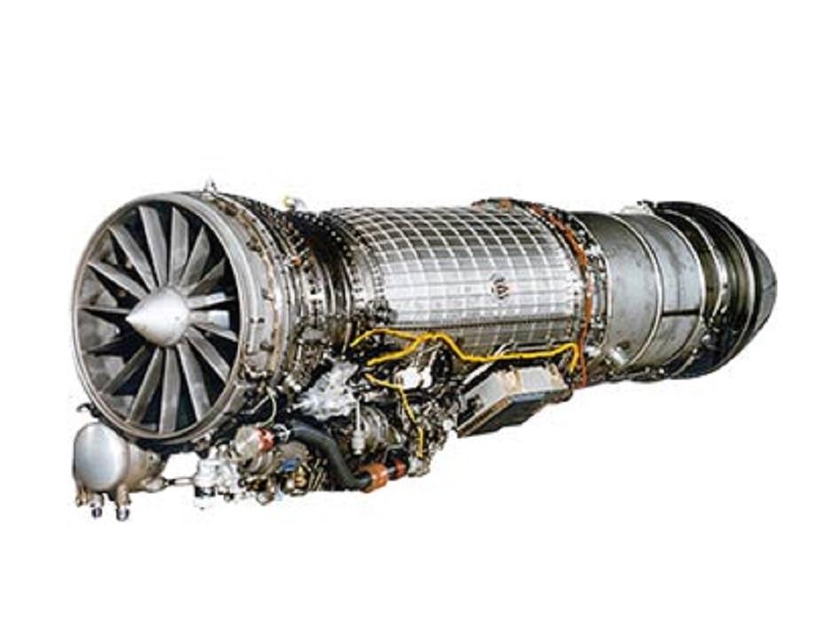 GE Aviation F404-GE-IN20 Afterburning Turbofan Engine