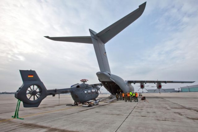 German Armed Forces Sending H-145M Special Forces Helicopters to Kabul for Rescue Missions