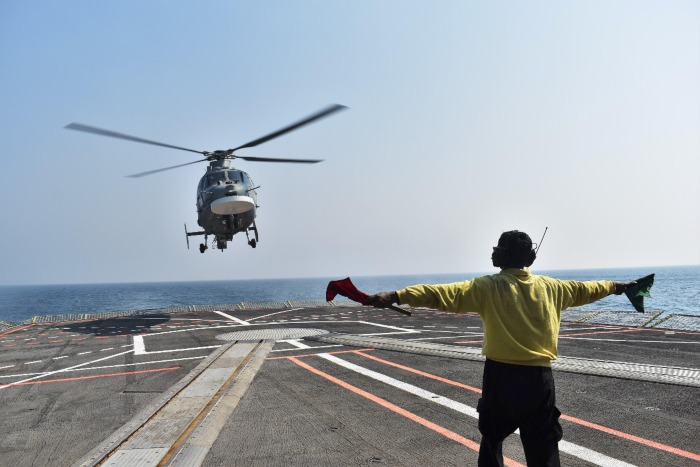 Indian Navy and United Arab Emirates Navy to Hold Joint Bilateral Naval Exercise