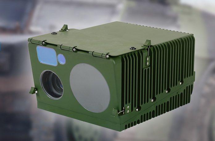 LaZ400 (Lafettenadaptierbares Zielgerät 400 ) gun carriage-adaptable aiming device