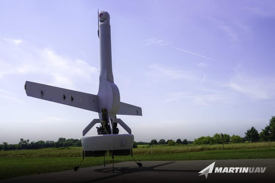 Martin UAV V-Bat 128 Unmanned Aerial Vehicle