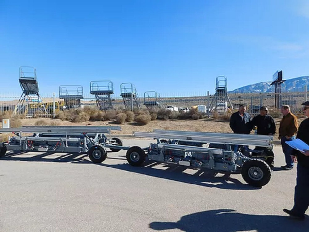 MCT Industries T-400/T-4100 Engine Trailers