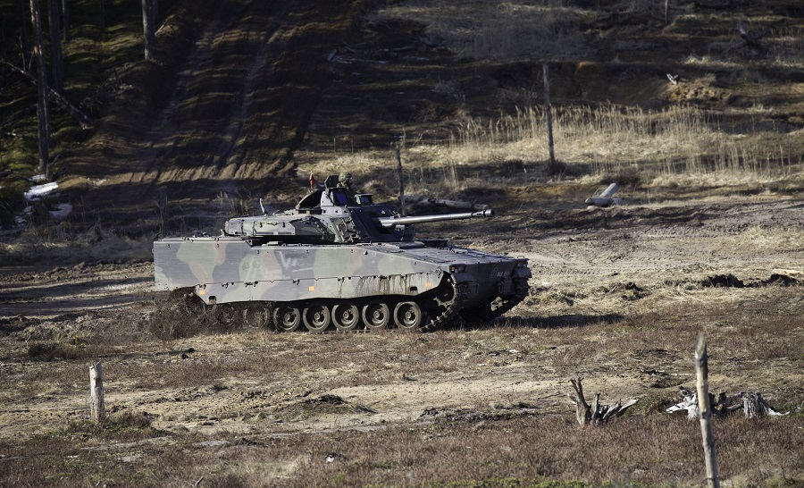 Milrem Robotics Awarded Contract to Provide Upgrade of Estonian CV90 Infantry Fighting Vehicles