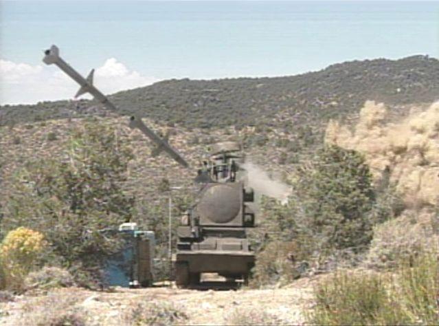 Northrop Grumman Corporation AGM-88G Advanced Anti-Radiation Guided Missile Extended Range (AARGM-ER)