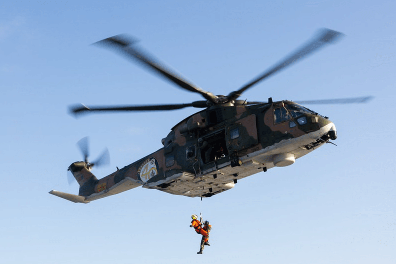 Portuguese Air Force Host Combined Joint Advanced Search and Rescue Exercise 2021