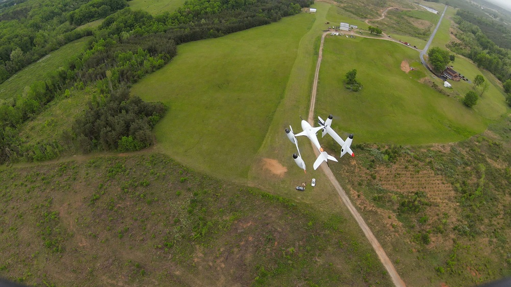 The Transwing promises truly exceptional eVTOL efficiency, range and cargo carrying capabilities with a tiny ground footprint