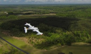 PteroDynamics Awarded US Navy Contract to Deliver Cargo VTOL Aircraft