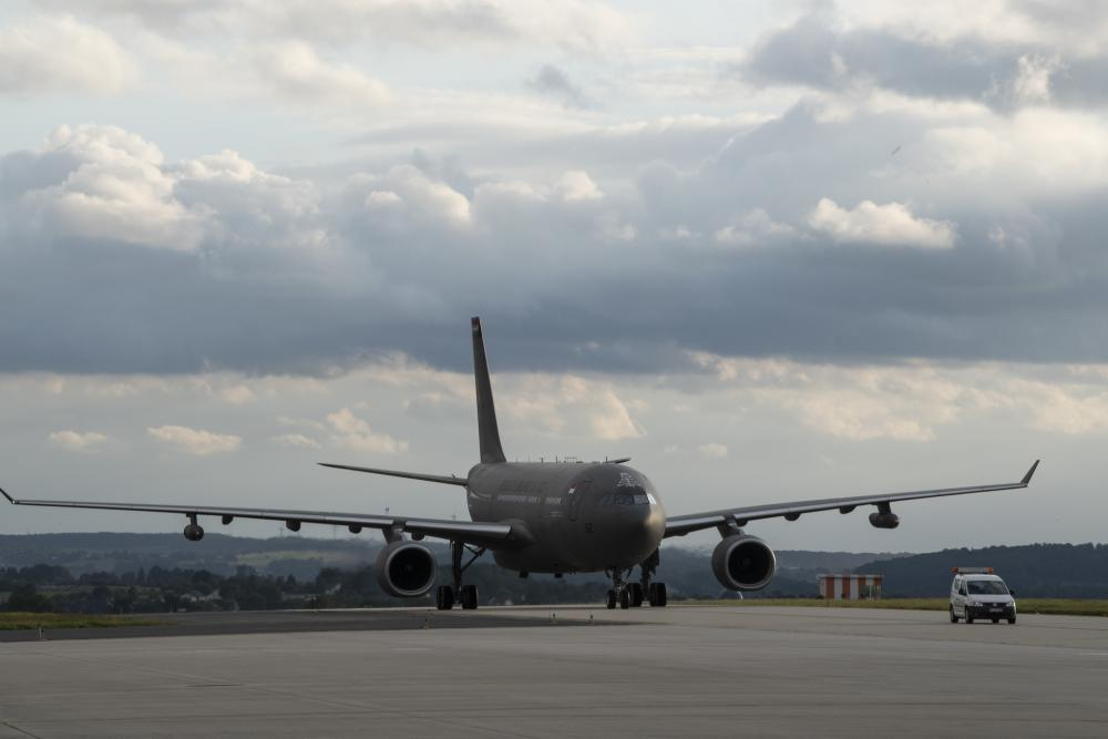 Republic of Singapore Air Force and US Air Force Partner Together for Afghanistan Evacuation Operations
