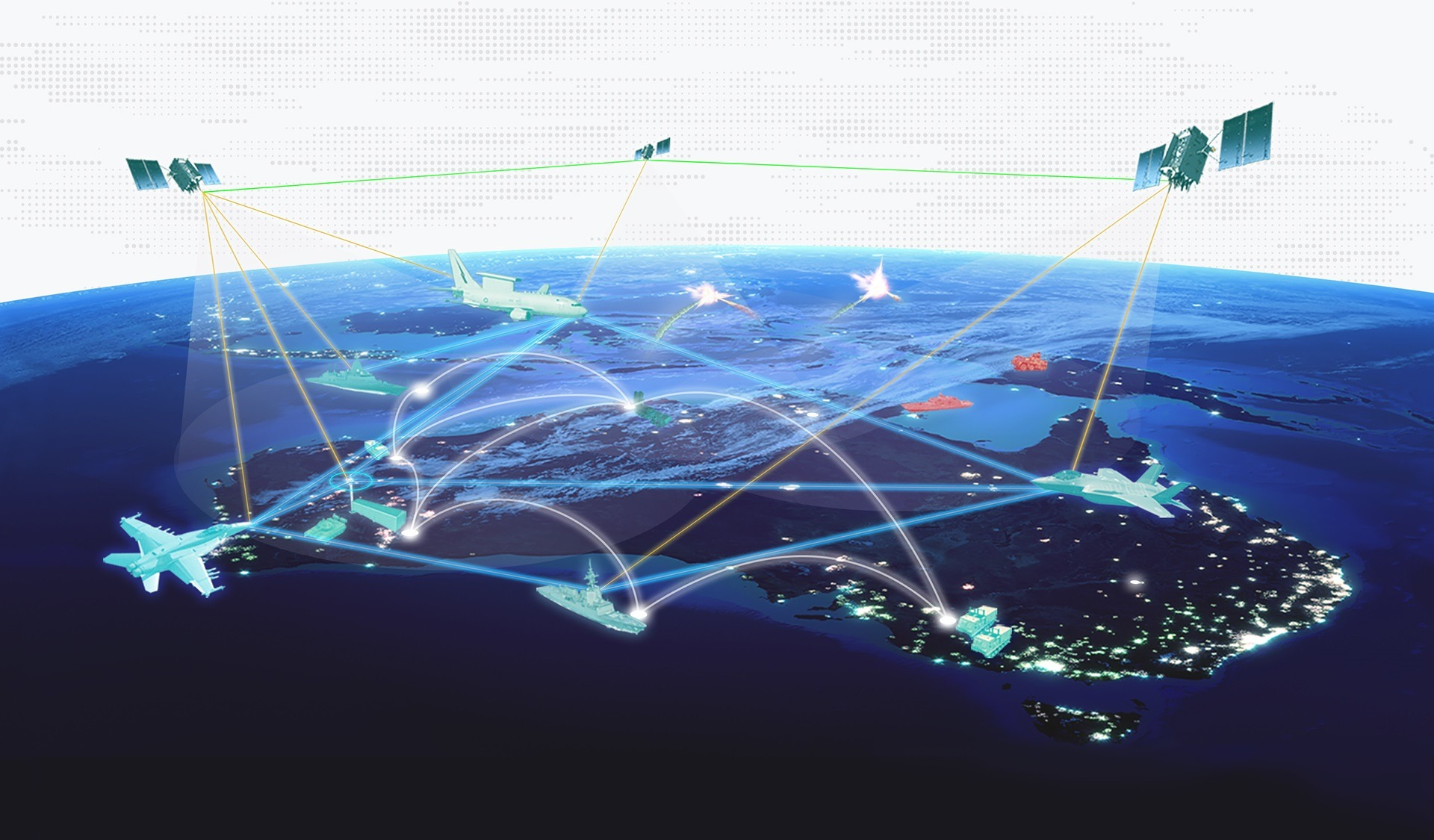 Royal Australian Air Force Awards Lockheed Martin Australia to Develop Joint Air Battle Management System