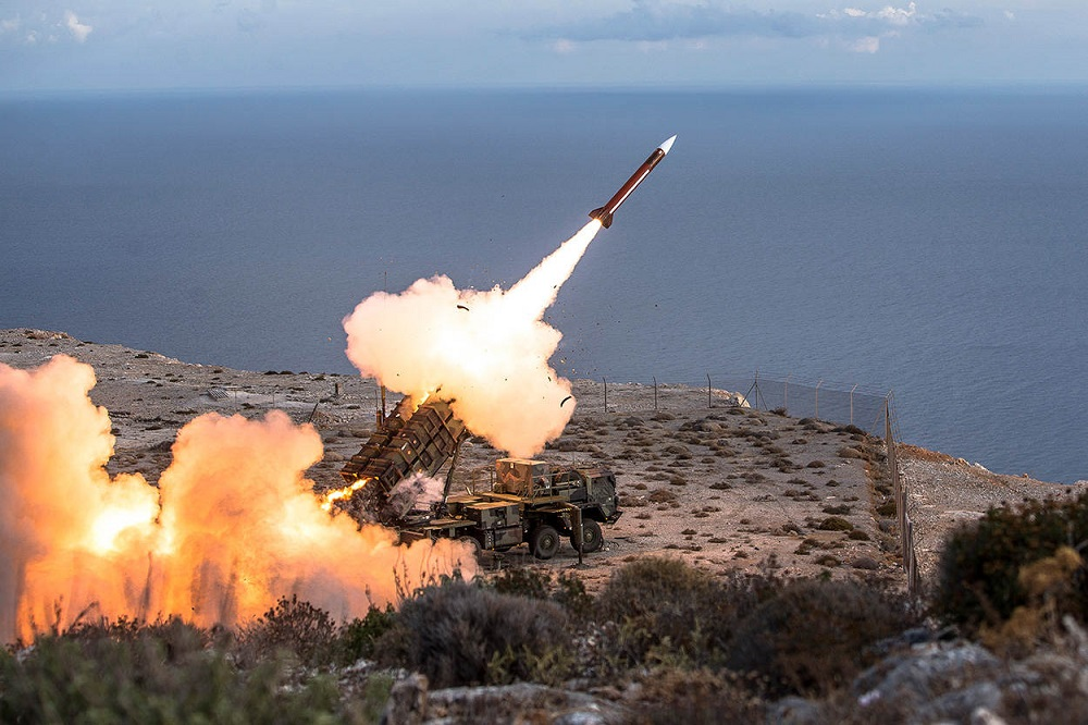 Royal Netherlands Army Patriot Air Defence system (Photo by Netherlands Ministry of Defence)