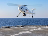 Schiebel Camcopter S-100 Unmanned Air System Completes Successful Trials for Hellenic Navy