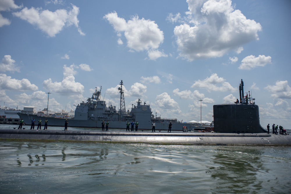 US Navy Submarine Force Atlantic Demonstrates Warfighting Readiness in Exercise Agile Player 21
