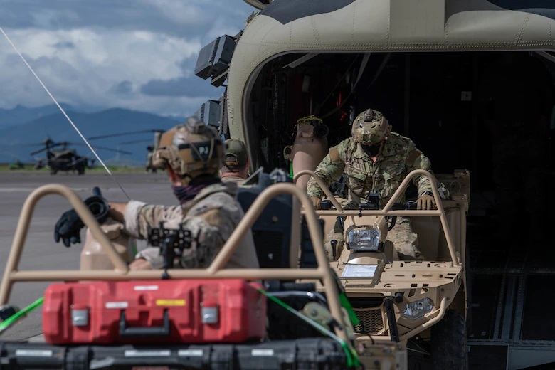 US Air Force 24th Special Operations Wing Augment Haiti Earthquake Humanitarian Relief Efforts