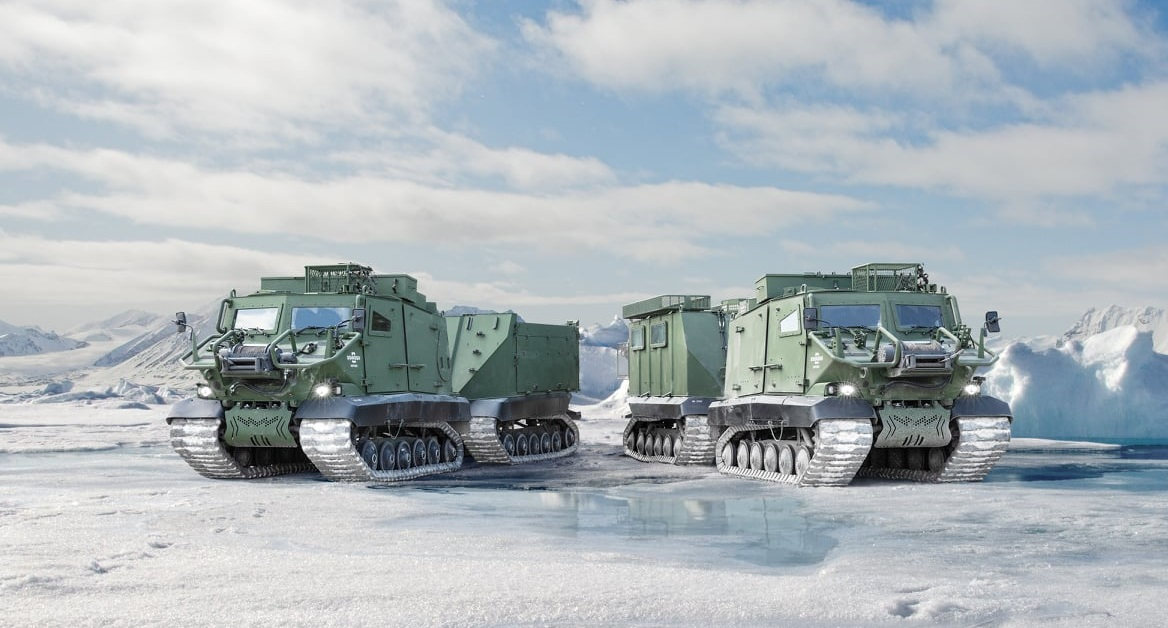 US Army Selects Oshkosh Defense for Its Cold Weather All-Terrain Vehicle (CATV) Programme