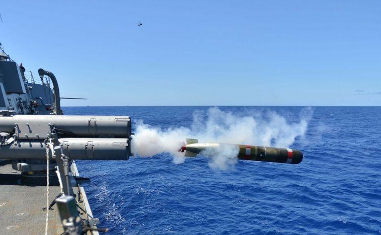 Very Light Weight Torpedo (VLWT)