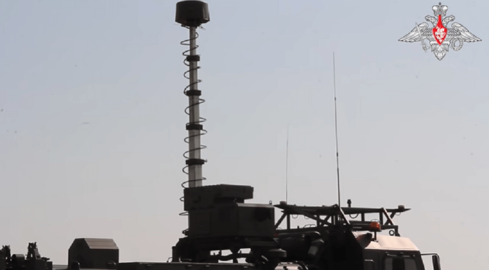 S-500 Prometheus Surface-to-air Missile System