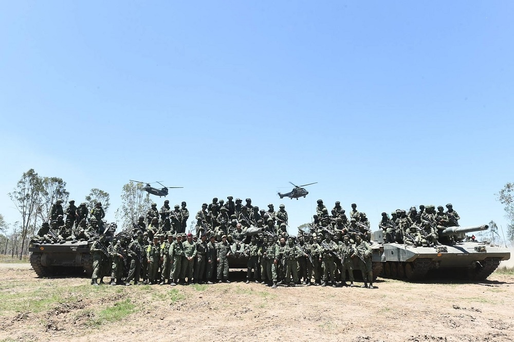 Exercise Wallaby 2015