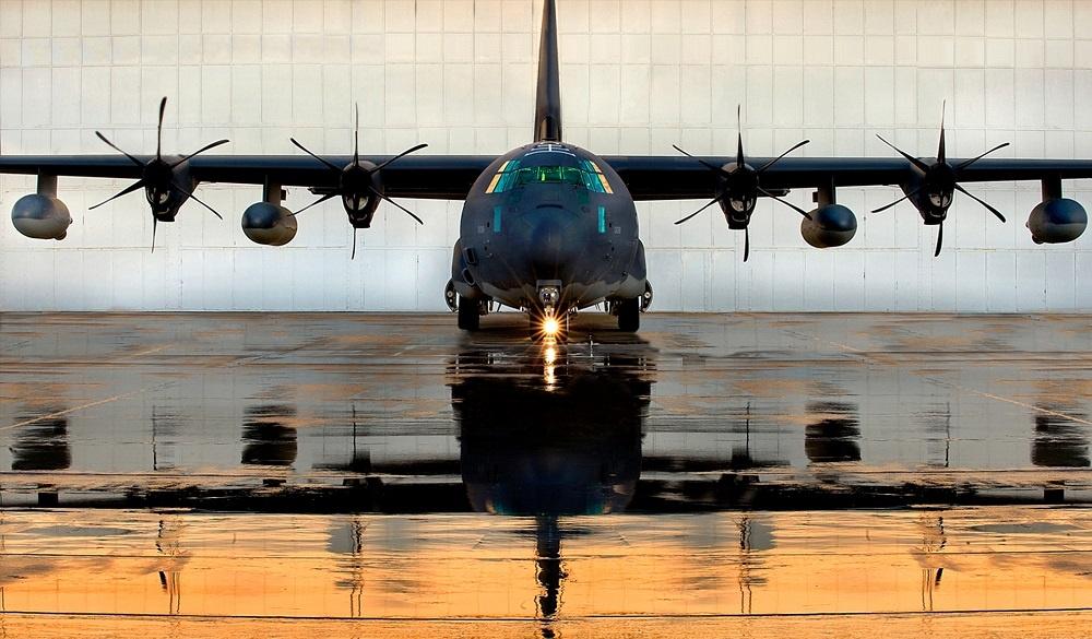 U.S. Air Force Lockheed Martin HC-130J Combat King II