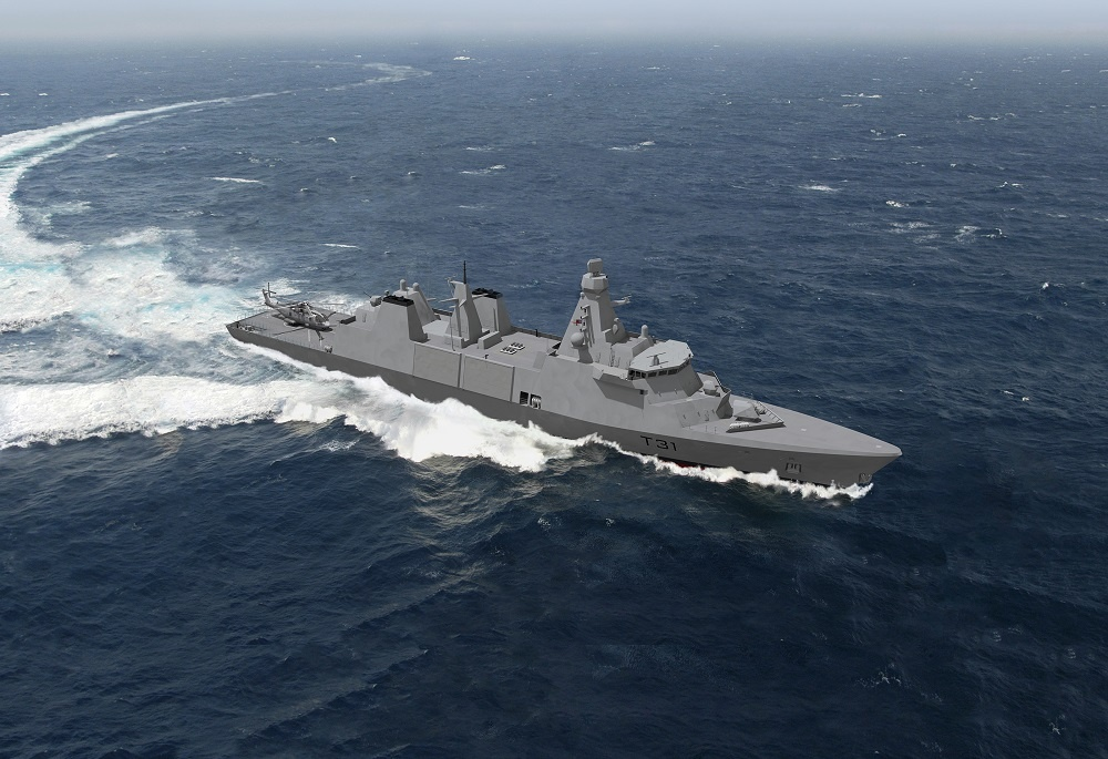 Babcock Sells First Arrowhead 140 Frigate Design Licence to Indonesia