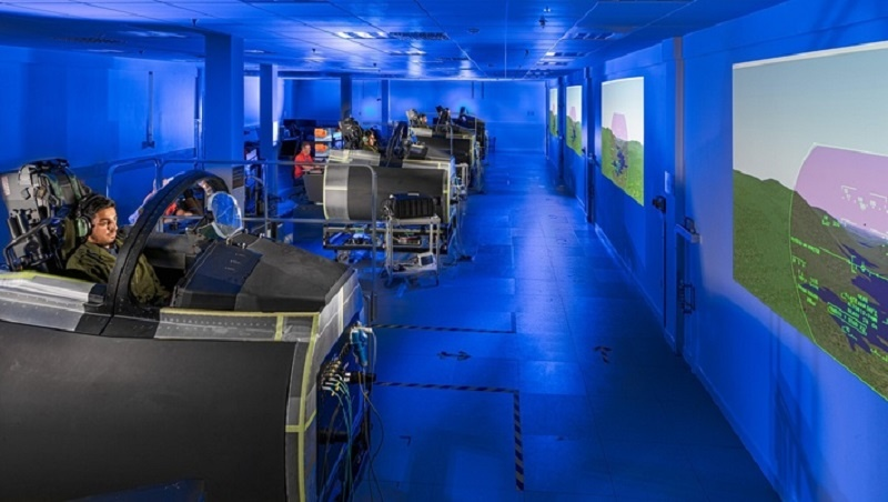 BAE Systems Typhoon Future Synthetic Training (TFST)
