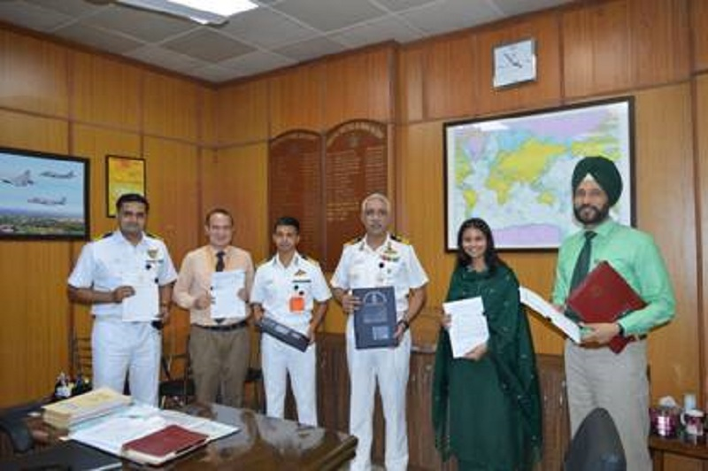 BEL Awarded Contract Indian Navy for Supply of Naval Anti Drone System (NADS)