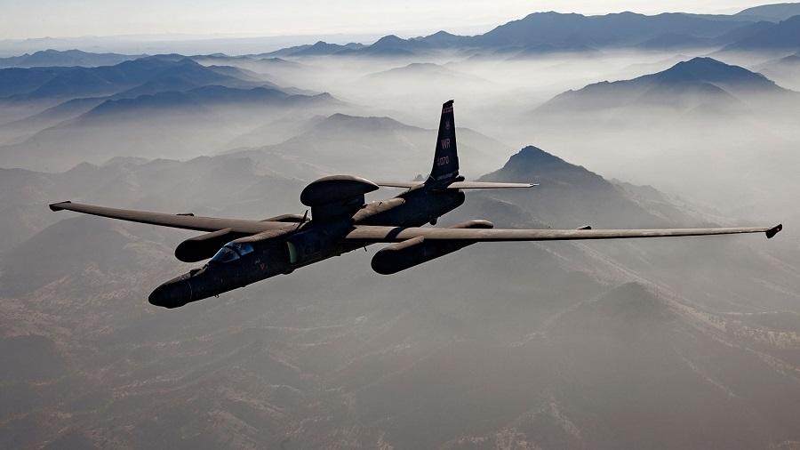 U.S. Air Force Lockheed U-2 Reconnaissance Aircraft