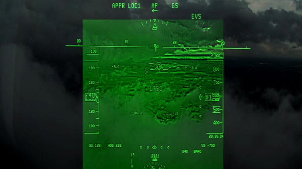 Collins Aerospace Enhanced Vision Systems (EVS)