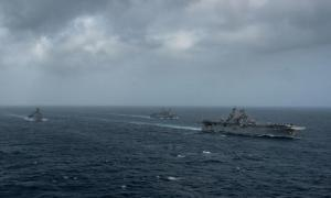 Essex Amphibious Ready Group (ESX ARG) Enters United States Fifth Fleet