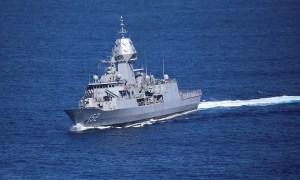 Exercise Malabar 2021 Tests Royal Australian Navy HMAS Warramunga's Upgrade