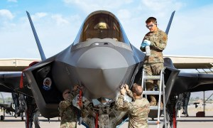 F-35 Joint Program Office and Lockheed Martin Agree to F-35 Sustainment Contracts