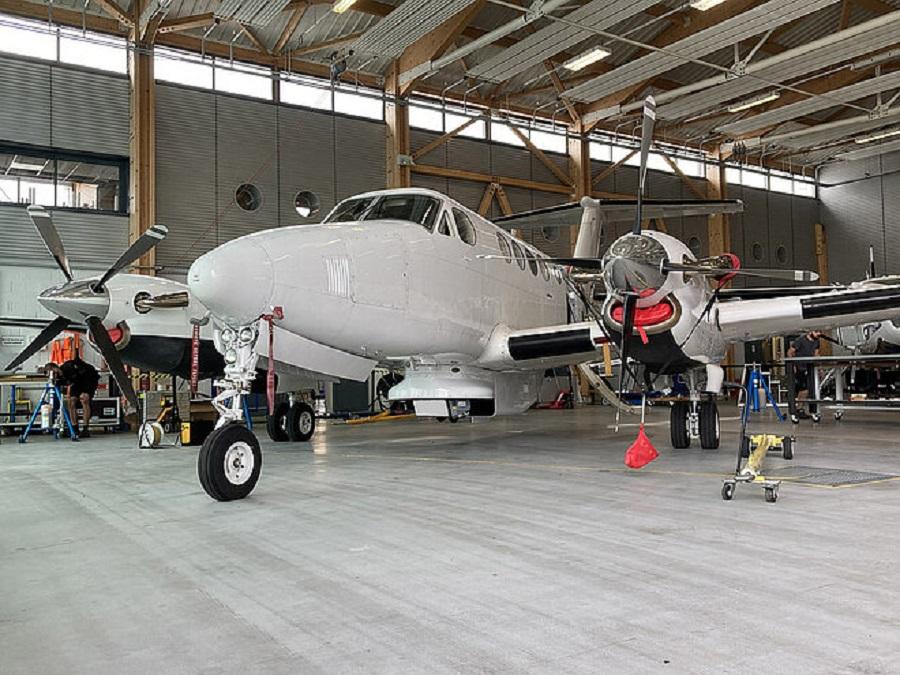 HENSOLDT Airborne Multi-mission Surveillance Radar PrecISR Ordered by CAE Aviation