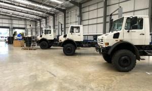 Jankel Establishes UK-based Military Vehicle Production Facility in Coventry, Midlands