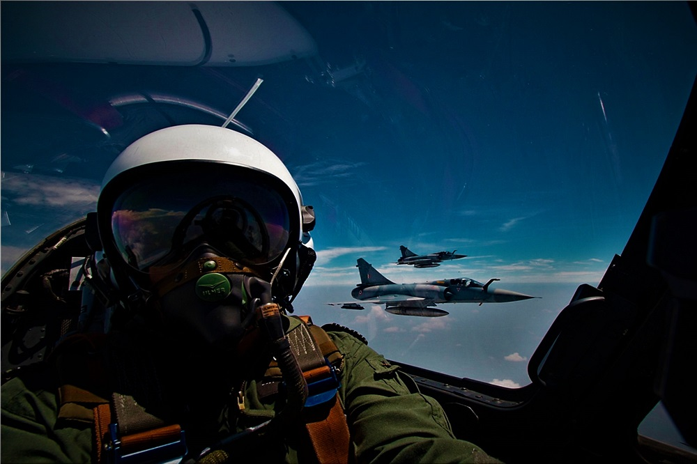 Indian Air Force Mirage 2000 Fighters