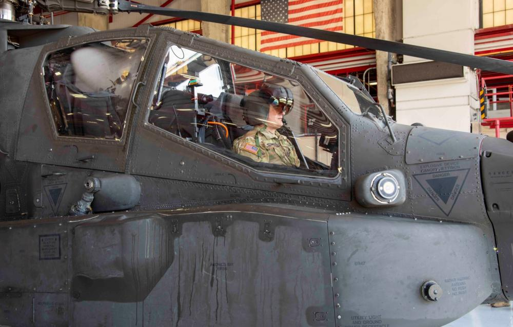 PEO Aviation's Apache Sensors Product Office Conducts Future Technology Demonstration