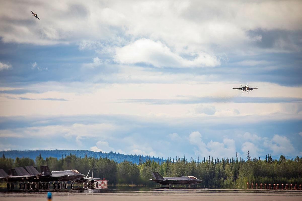 Royal Australian Air Force Strengthens Ties with US Air Force at Joint Base Elmendorf-Richardson, Alaska