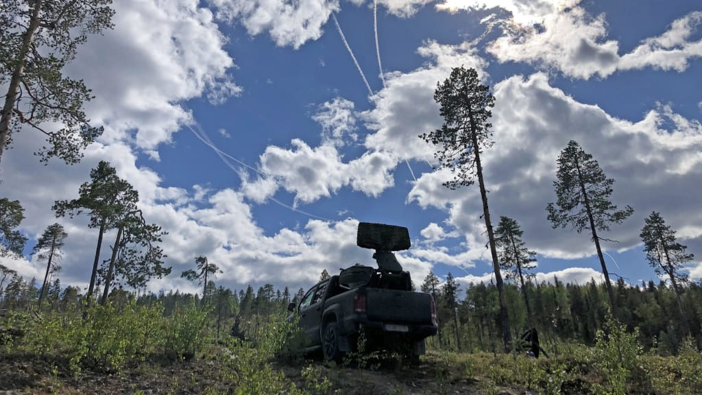 Saab Giraffe Radar and C2 Proven at Multinational Arctic Challenge Exercise 2021 (ACE 21)