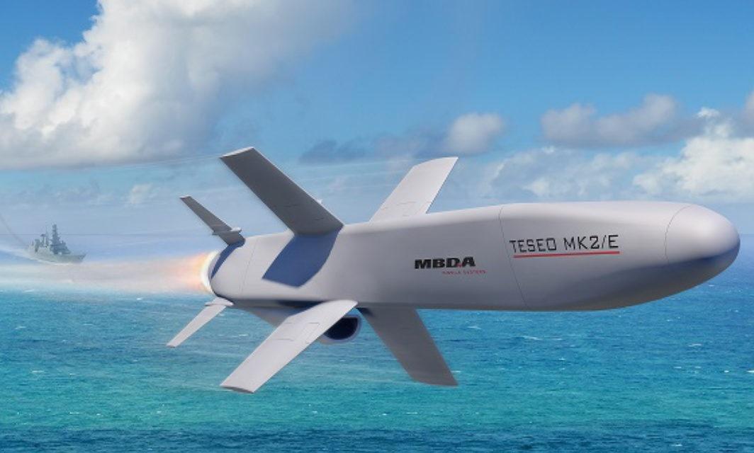 Teseo MK2/E Medium Range Anti-ship