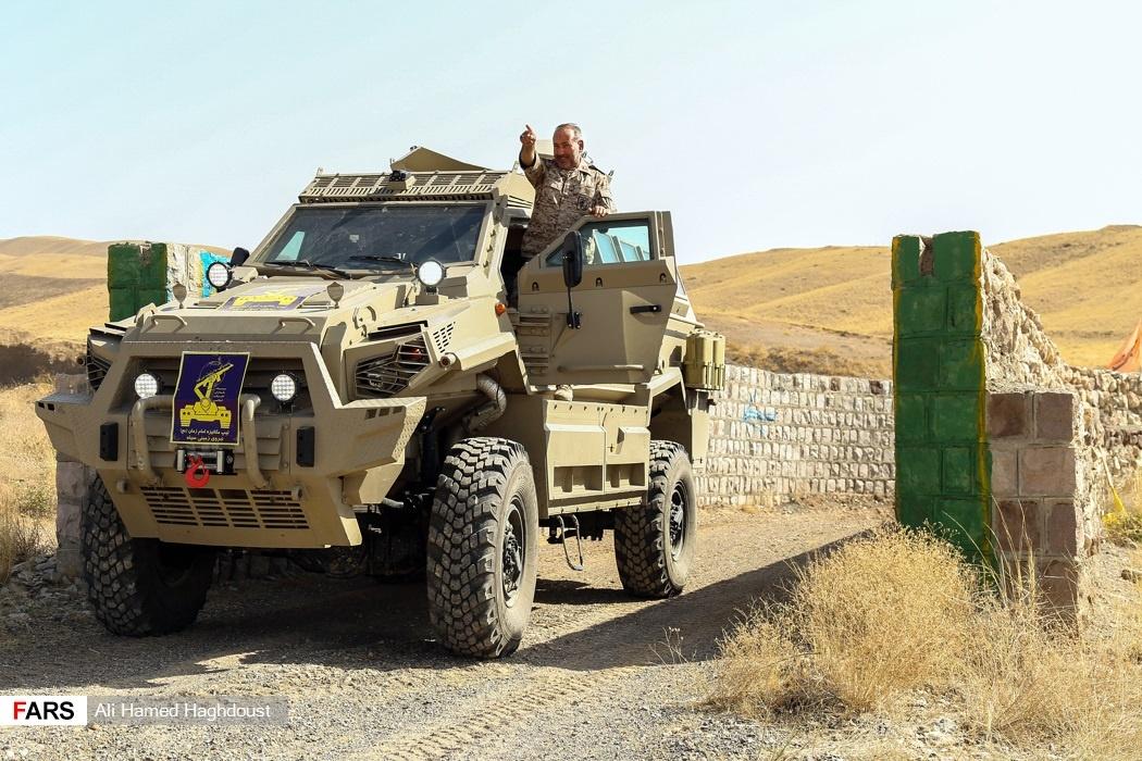 Toofan Mine-Resistant Ambush Protected