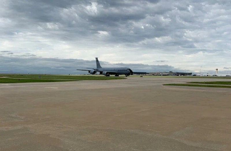 Turkish Air Force Received Its First Boeing KC-135 Stratotanker with Block 45 Upgrade
