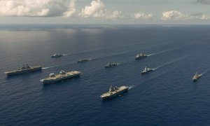 UK, Netherlands, United States and Japan Complete Naval Joint Exercises in the Pacific